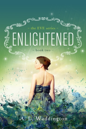 Enlightened, Book2, EVE series