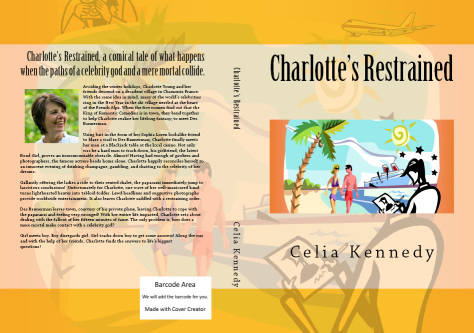 BookCover Charlottes Restrained