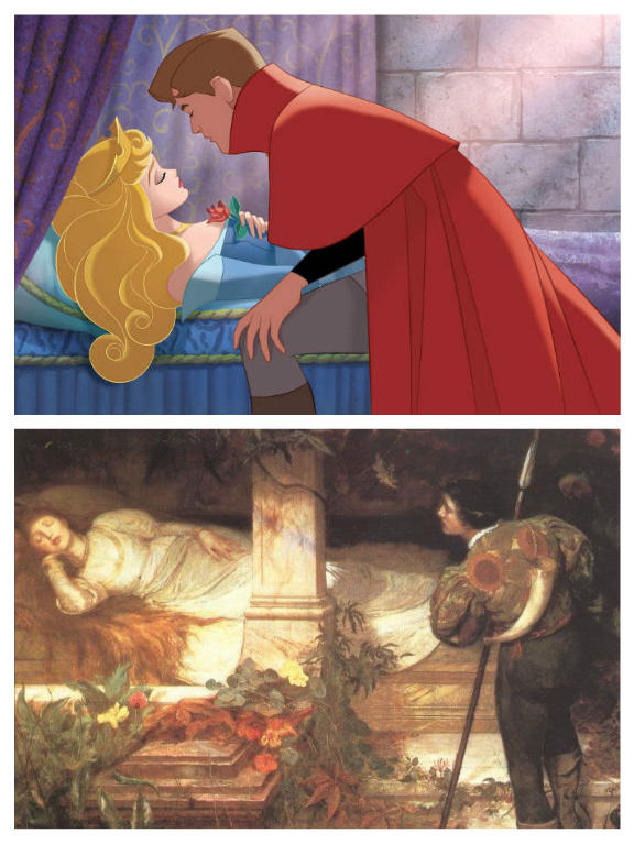 Disney princess marriage counseling