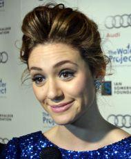 """""""Emmy Rossum, 2011"""" by MingleMediaTVNetwork"""