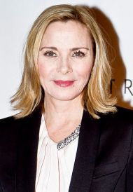 """Kim Cattrall 2012 (cropped)"" by Canadian Film Centre*"