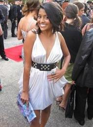 """Tiya Sircar, 2009 Young Hollywood Awards Red Carpet"" - Via Wikipedia"